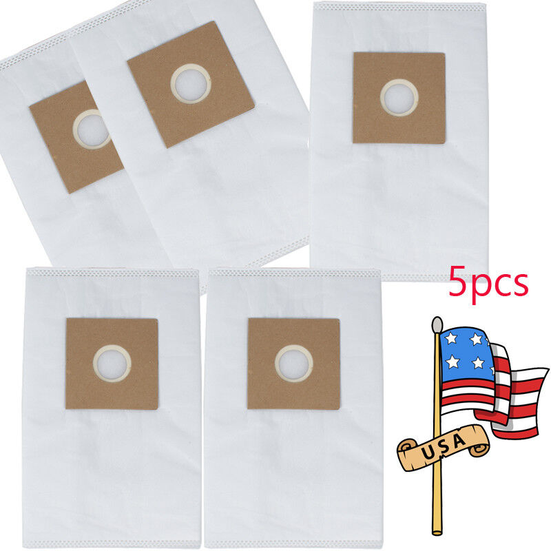 5PCS Cotton Filter Bag Replacement F Dental Lab Dust Collector Vacuum Cleaner-US
