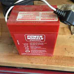 6 volt battery for ride on electric car power wheels London Ontario image 1