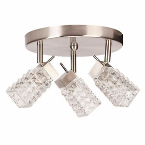 Light Fixture - Bulbs included