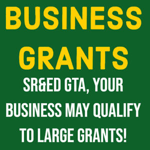 SR&ED GTA, Your Business May Qualify to Large Grants!