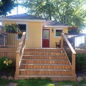 Point Pelee Cottage Rental, Attention Birders!