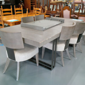 Bernhardt Dining Set w/6 Chairs for only $800