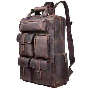 Brand new Genuine leather backpack - Half price