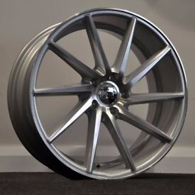 "19"" OEMS IFG10 Alloy Wheels & tyres. Suitable for most VW, Audi, Seat, etc."