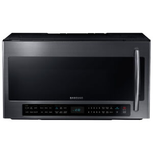 Stainless Over-The-Range 2.1 Cu.Ft Microwave ME21H706MQG