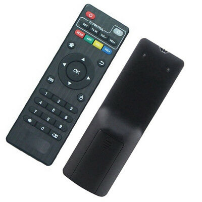 Replacement Remote Control for MXQ MX H96 Pro 4K T95M T95N Android TV Box US