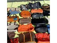 **GRADE A** Second Hand Handbags Wholsale in big quantity contact 07517 792963 TOP QUALITY BRANDS