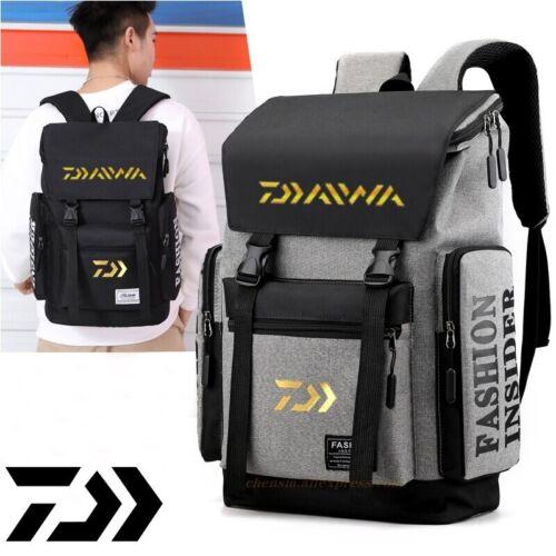 2021 Fishing Backpack Male Outdoor Water Resistant Waterproof Breathable Bag