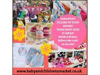 Baby and Children's Market Nearly New Sale Newcastle-under-Lyme