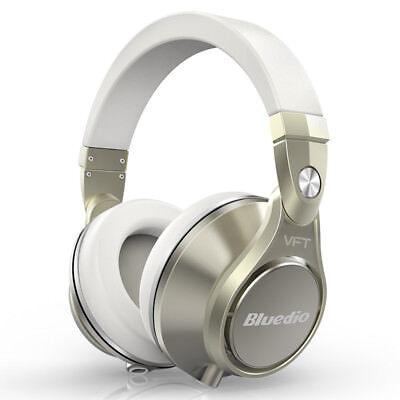 Bluedio UFOPlus Bluetooth Headphones Stereo Mic 12 Drivers Bass Headset Wireless