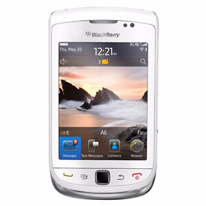 Used Blackberry Torch 9810 (White or Black)