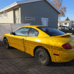 (Reduced) 2003 Pontiac Sunfire Coupe (2 door)