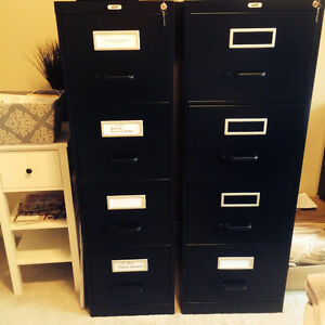 Staples Vertical File Cabinet