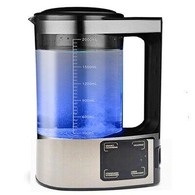 Kangen Water Electric Hydrogen Water Ionizer Generator Machine 7 Days US STOCK