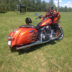 2014 Vulcan Vaquero for sale or trade for your Vulcan Voyager