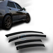 Mazda 3 Window Rain Guards