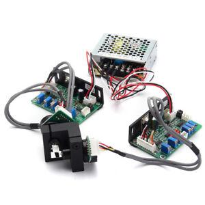 20Kpps Laser Scanning Galvo Galvanometer Scanner Set For DJ Laser Light Show