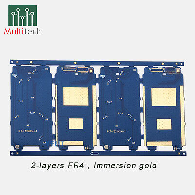 4 Layers Pcb Prototype Manufacture Fabrication Start From Us 50
