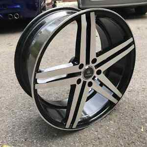 "4 mags 20"" pour BMW flambant neufs!"