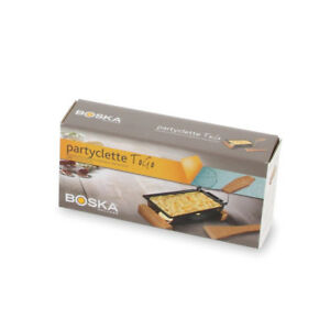 BOSKA partyclette - Cheese Raclette to go - Oak *NEW*