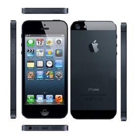 IPhone 5 - 32GB - Black (Unlocked) Smartphone for sale