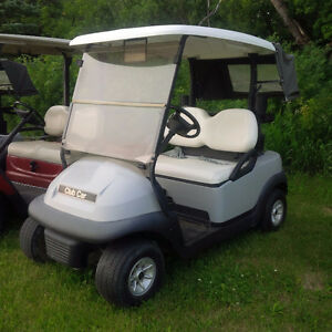 2007 Club Car electric cart