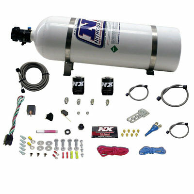 Nitrous Express 20921 15 ALL DODGE EFI SINGLE NOZZLE SYSTEM 35 50 75 100 150 HP