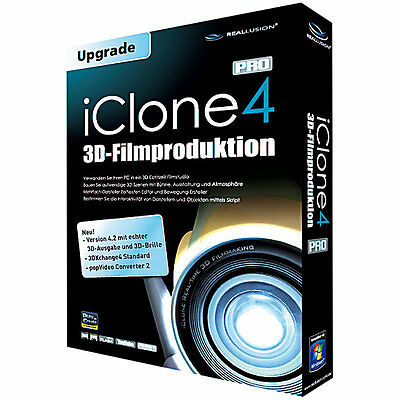S.A.D. iClone 4.2 Professional Upgrade