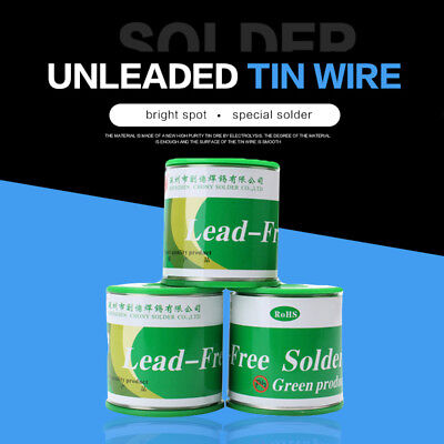 Lead Free Solder Wire Sn99.3 Cu0.7 With Rosin Core Diy Material For Electronic