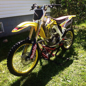 2007 Rmz 450 great shape