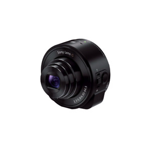 Sony DSC-QX10/B Smartphone Attachable 4.45-44.5mm Lens-Style Cam