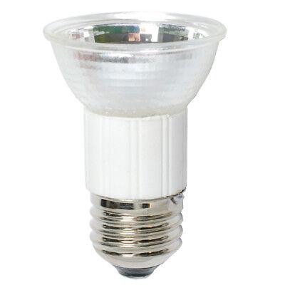 BulbAmerica 50W 120V MR16 E26 Medium Base Mini Reflector Bulb Mr16 Mini Reflector
