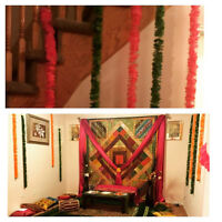 Indian Home/ Sangeet or Pre wedding event decor