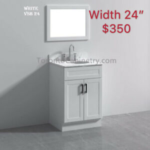 SALE***MAPLE SOLID WOOD KITCHEN & BATH CABINETS Starting $350