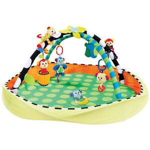 SASSY Pop Play Pod Playmat for Infant Baby - Like New