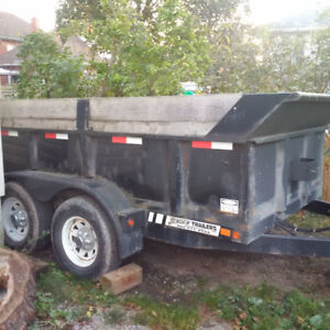 5 Ton Dump Trailer for Sale