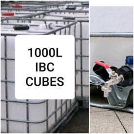 1000 25 L 1000L 25L LITRE IBC CONTAINERS DRUMS JARS WATER CUBES TANKS