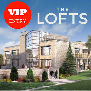 Final Call! RSVP Today THE LOFTS For Sale in Brantford, Ontario!
