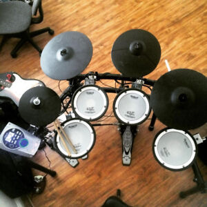 Roland TD-15 electric drum kit