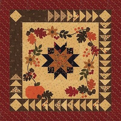 OAK HAVEN Quilt KIT // Quilt Pattern + Moda Fabric by Kansas Troubles Quilters