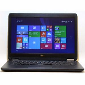 """Dell Latitude E7450 Laptop i5 5th gen HDMI 8GB RAM 320GB 14"""""""