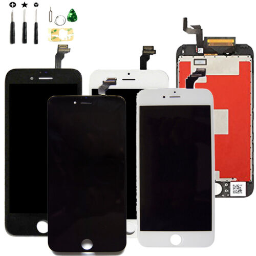OEM iPhone 6 6s 7 8 Plus Lcd Accembly Digitizer Complete Set Screen Replacement