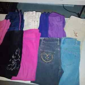 Girls LOT size 7 and 8 (62 pieces) Cambridge Kitchener Area image 7