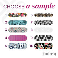 Free Jamberry Nail Art Sample