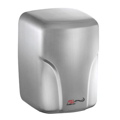 American Specialties Electric Air hand Dryer Stainless Steel Profile Model N NEW