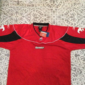CFL jersey Calgary Stampeders new with tags Large