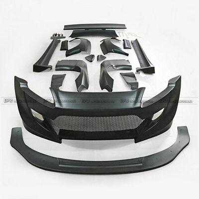 Car-styling For Honda S2000 RB Style FRP Fiber Glass Full Set Wide Body Kits