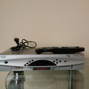 Rogers 8300 HD PVR with remote