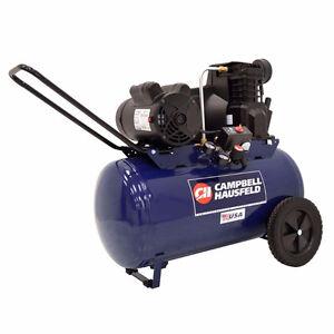 Campbell Hausfeld 20 gal. Electric Air Compressor (VT6290) $329