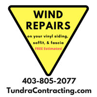 Wind & Weather Repair -Need your fascia, soffit or siding fixed?